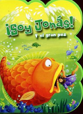 ¡Soy Jonás! (Foami) [Libro]