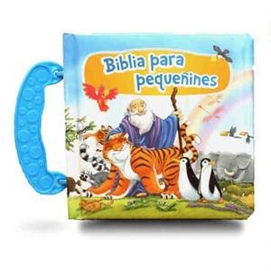 Biblia Para Pequeñines (Acolchada) [Biblia]