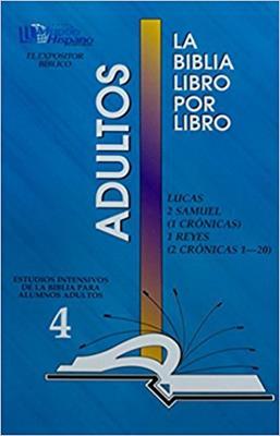Biblia Libro Por Libro/Adultos/Alumno 04