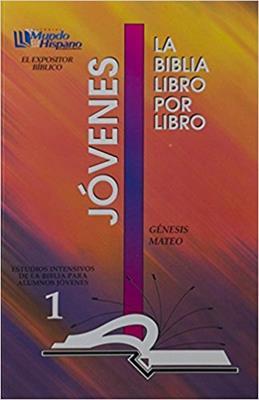 Biblia Libro Por Libro/Jovenes/Alumno 01 (Tapa rústica suave)