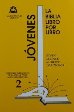 Biblia Libro Por Libro/Jovenes/Alumno 02