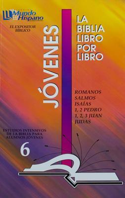 Biblia Libro Por Libro/Jovenes/Alumno 06