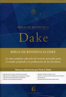 Biblia De Referencia Dake (Tapa Dura) [Biblia]