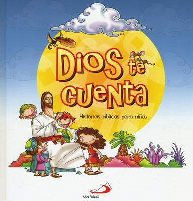 Dios Te Cuenta TD (Tapa Dura ) [Libro]