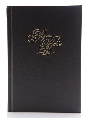 Biblia RVR95 43e Santa Biblia En Español, (Tapa Dura)