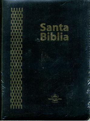 Biblia RVR60 Tamaño085CZLGIA Letra Gigante (Imitación Piel ) [Bíblia]
