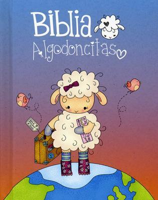 Biblia Algodoncitas (Tapa Dura) [Biblia]