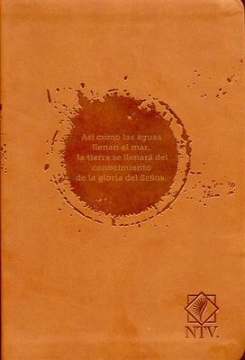 Biblia Habacuc 2;14 café (Simil Piel) [Biblia]