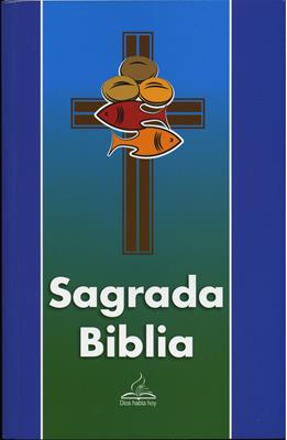 Biblia Misionera DHH60DKLG Peces Papel Directorio (Rustica ) [Bíblia]