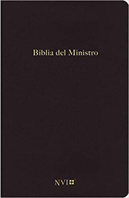 Biblia Del Ministro NVI (Imitación Piel) [Biblia]