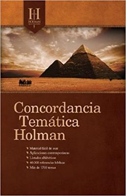 Concordancia Tematica Holman (Tapa Dura)
