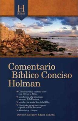 Comentario Biblico Conciso Holman (Tapa rústica suave)