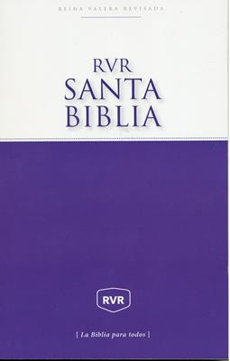Biblia Misionera RVR Revisada (Rústica) [Biblia]