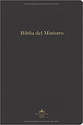 Biblia Del Ministro (Simil Piel) [Biblia]