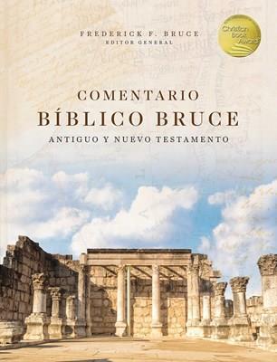 Comentario Biblico Bruce (Tapa Dura) [Comentario]