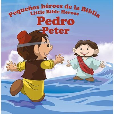 Pedro-Libro Bilingue Para Niños (Rustica)