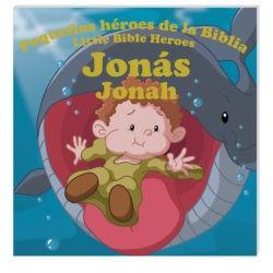 Jonas-Libro Bilingue Para Niños (Rustica)