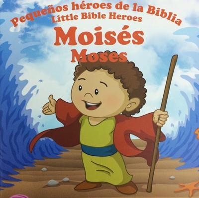 Moises-Libro Bilingue Para Niños (Rustica)