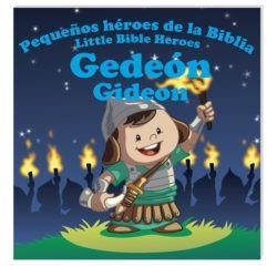Gedeon- Libro Bilingue Para Niños (Rustica)