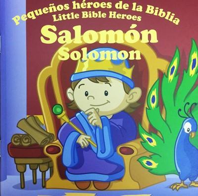 Salomon-Libro Bilingue Para Niños (Rustica)