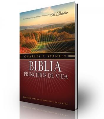 Biblia principios de vida (Tapa Dura)