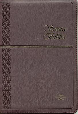 Biblia RVR60 Tamaño 65XZTI Semifina (Imitación Piel) [Biblia]