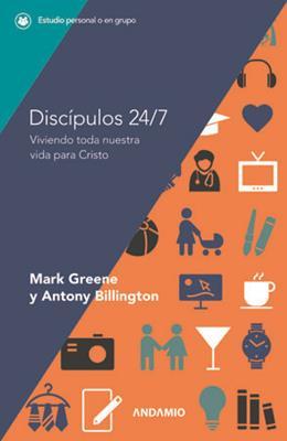 Discipulos/24/7 (Rústica) [Libro]