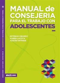 Manual de Consejería Adolescentes (Rústica) [Libro]