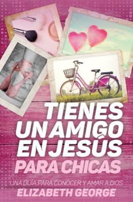 Tienes un Amigo en Jesus para Chicas (Rústica) [Libro]