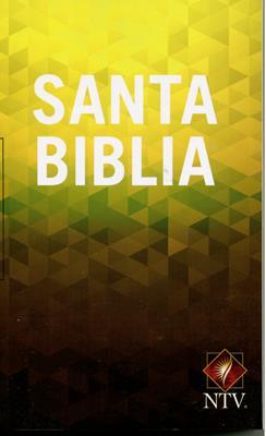 Biblia NTV Edición Semillas Amarilla Mostaza (Rústica) [Biblia]