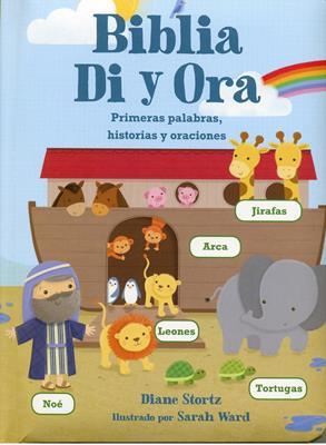 Biblia Di y Ora (Tapa Dura) [Biblia]