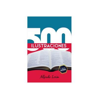 500 Ilustraciones (Rústica) [Estudio Bíblico]