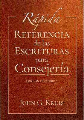 Rápida Referencia de las Escrituras para Consejería
