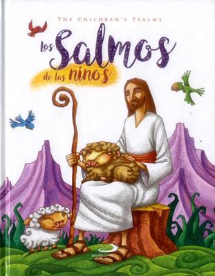 Salmos De Los Niños Bilingue (Rústica) [Libro]