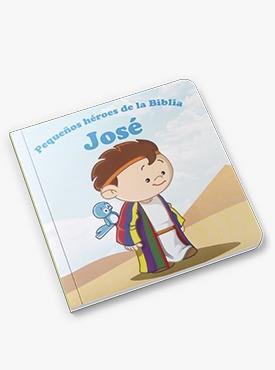 Jose Pequeños Heroes De La Biblia (Tapa Dura ) [Bíblia]