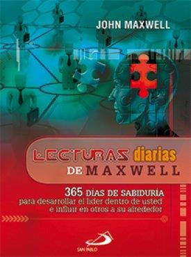 Lecturas Diarias Maxwell (Rústica) [Devocional]
