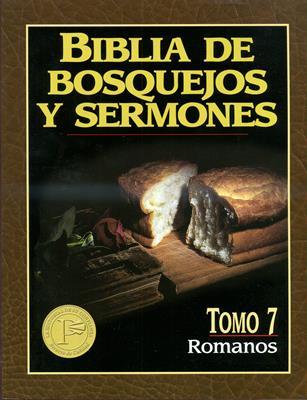 Biblia de bosquejos y sermones - Romanos (Rústica) [Comentario]