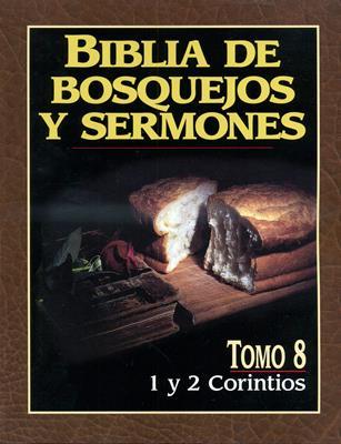 Biblia de bosquejos y sermones - 1 y 2 corintios