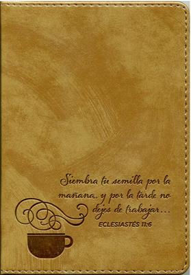 Biblia NTV Compacta Café Latté (Imitación Piel) [Biblia de Bolsillo]