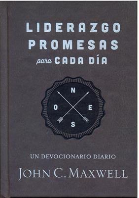 Liderazgo Promesas para Cada Día (Tapa Dura) [Bolsilibro]