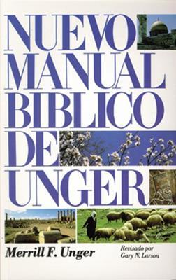 Manual Biblico De Unger-H (Tapa Dura)