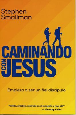 Caminando con Jesús (Rustica) [Libro]
