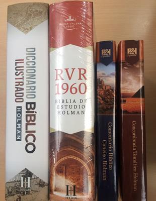 Biblioteca Básica Ministerial (Tapa Dura) [Colección de libros]