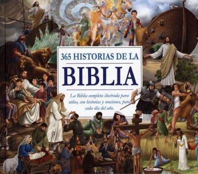 365 Historias De La Biblia (Tapa Dura) [Biblia]
