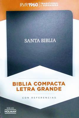 Biblia RVR60 Compacta (Imitación Piel)