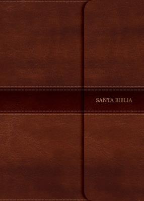 Biblia Compacta Letra Grande Marron