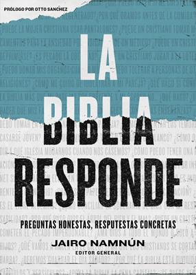 Biblia Responde/La (Rústica)