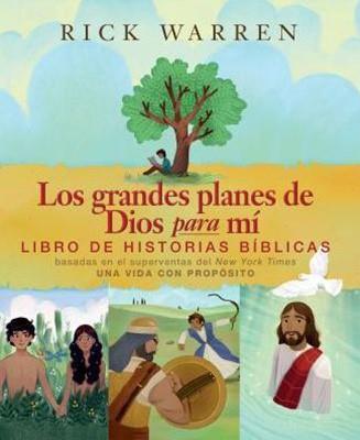 Grandes Planes De Dios Para Mi (Tapa Dura)