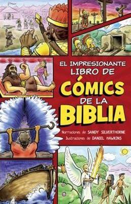 Impresionante Libro De Comics De La Biblia (Rústica)