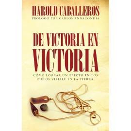 De Victoria En Victoria (Rústica) [Libro]